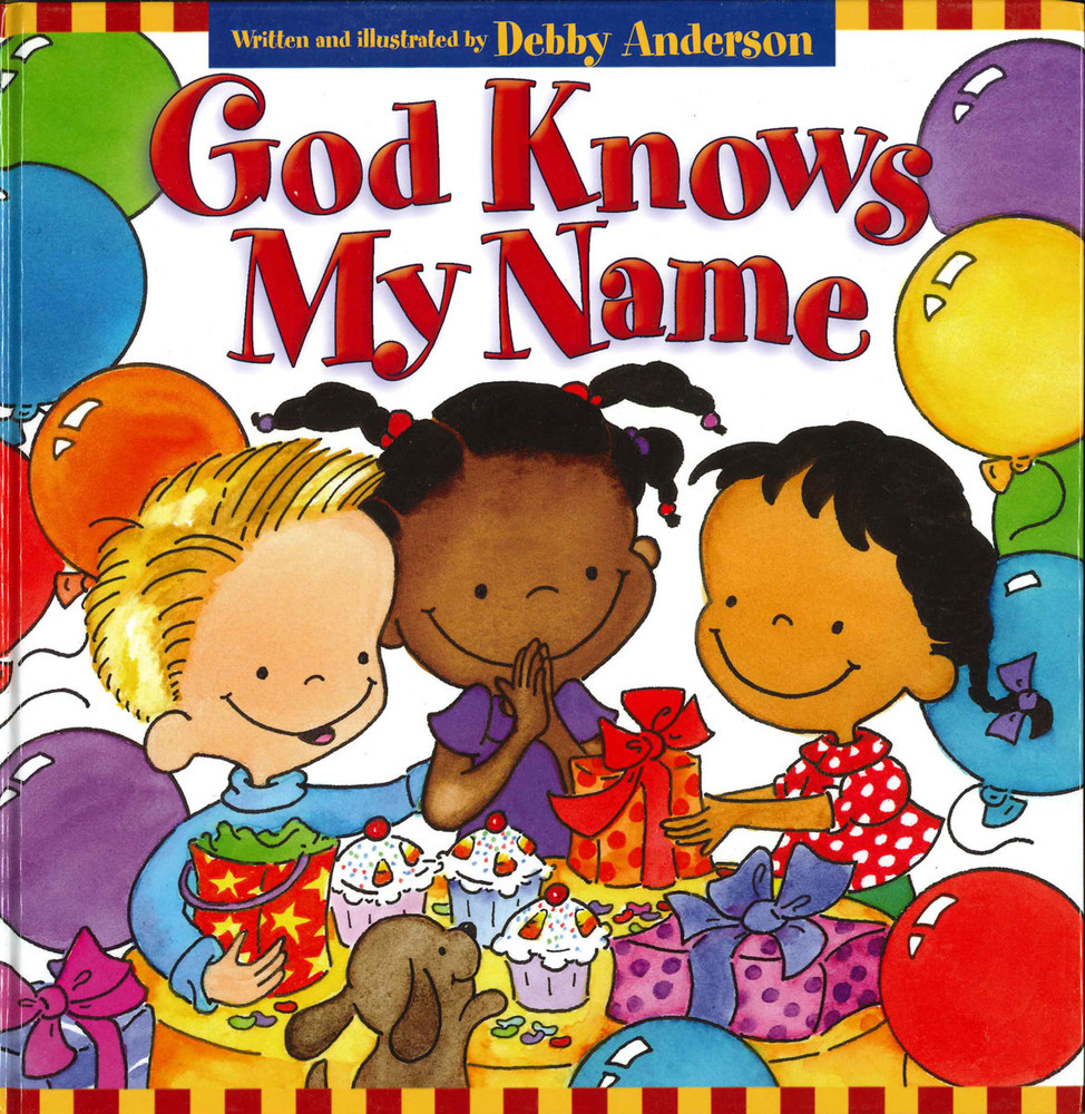 God Knows My Name e-book