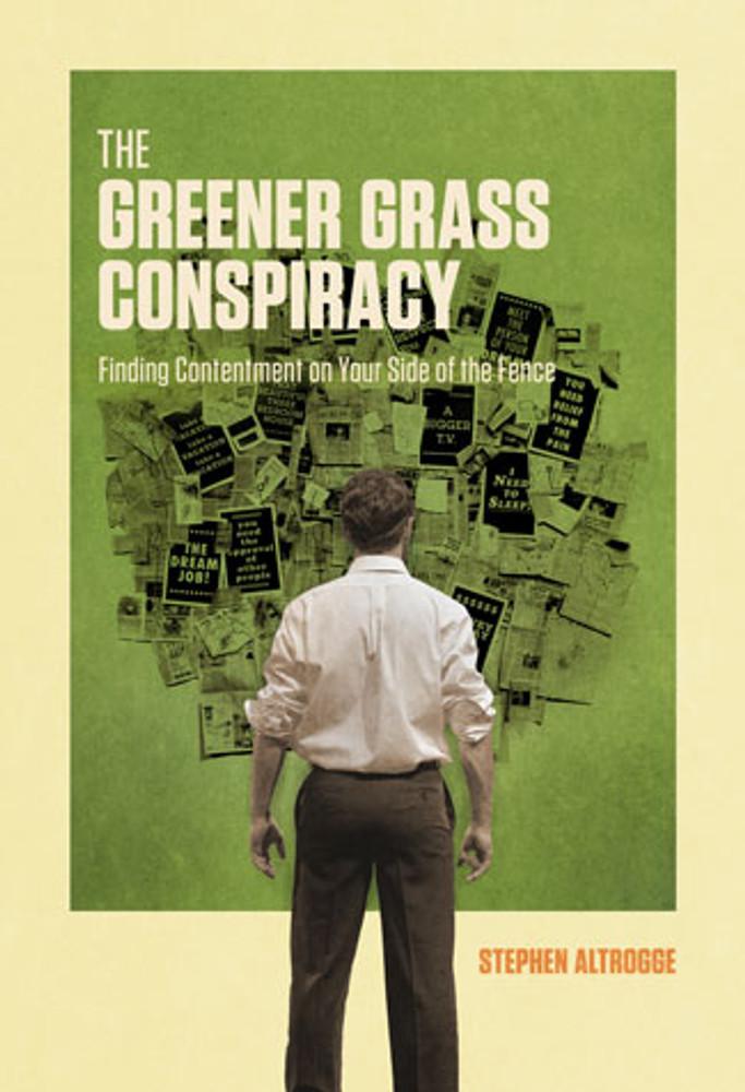 Greener Grass Conspiracy eBook
