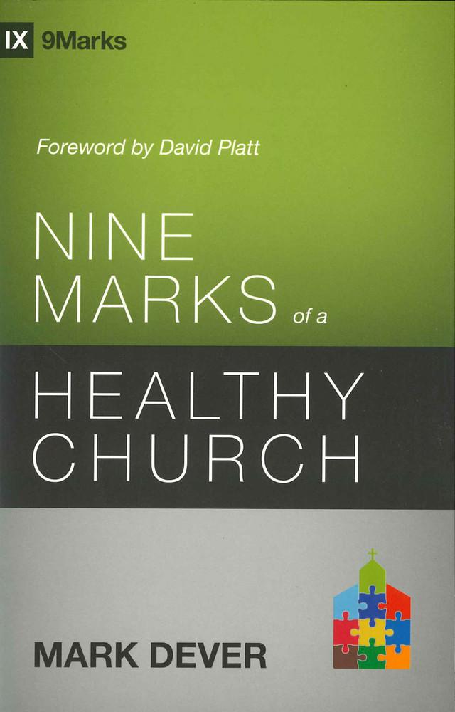 Nine Marks of a Healthy Church eBook