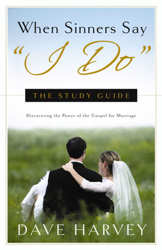 """When Sinners Say """"I Do"""" Study Guide eBook"""
