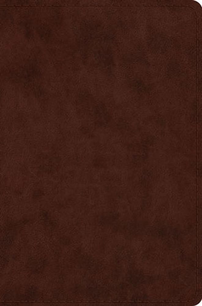 ESV Compact Bible  (TruTone, Brown)