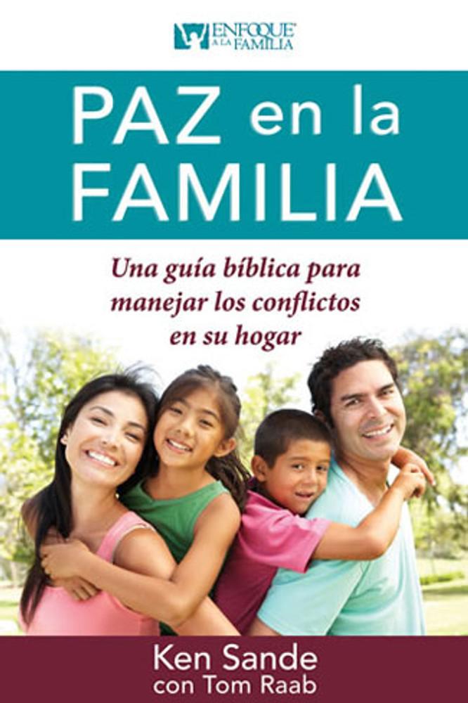 Paz en la Familia (Peacemaking for Families)