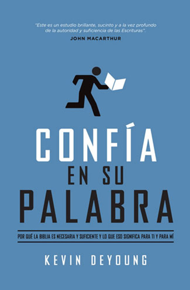Confía en su Palabra (Taking God at His Word)