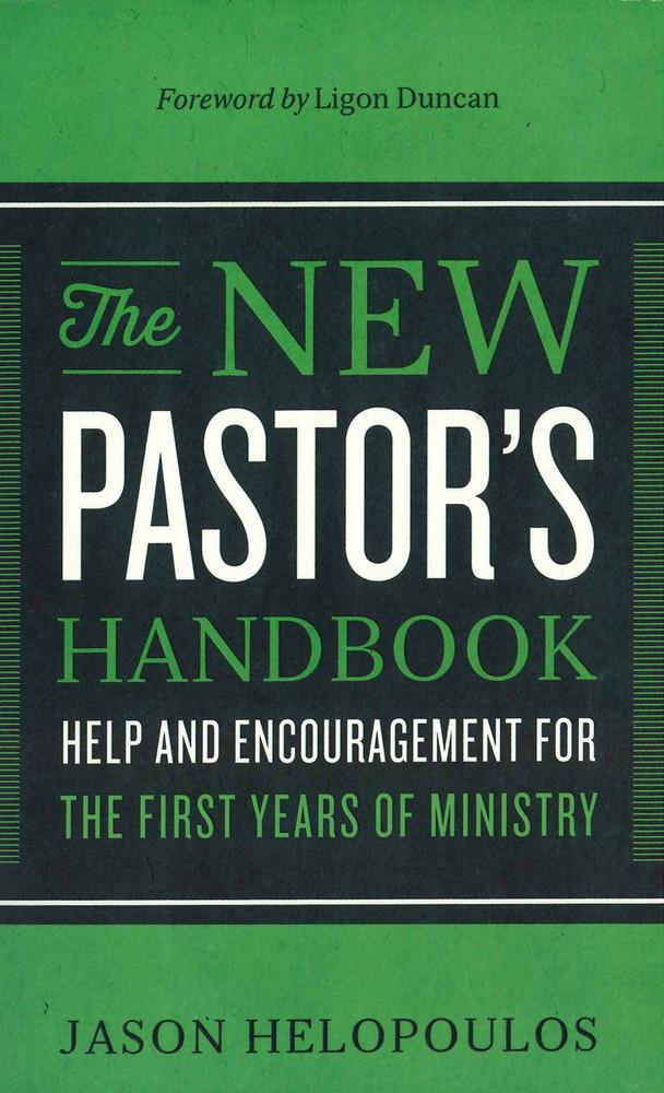 New Pastor's Handbook