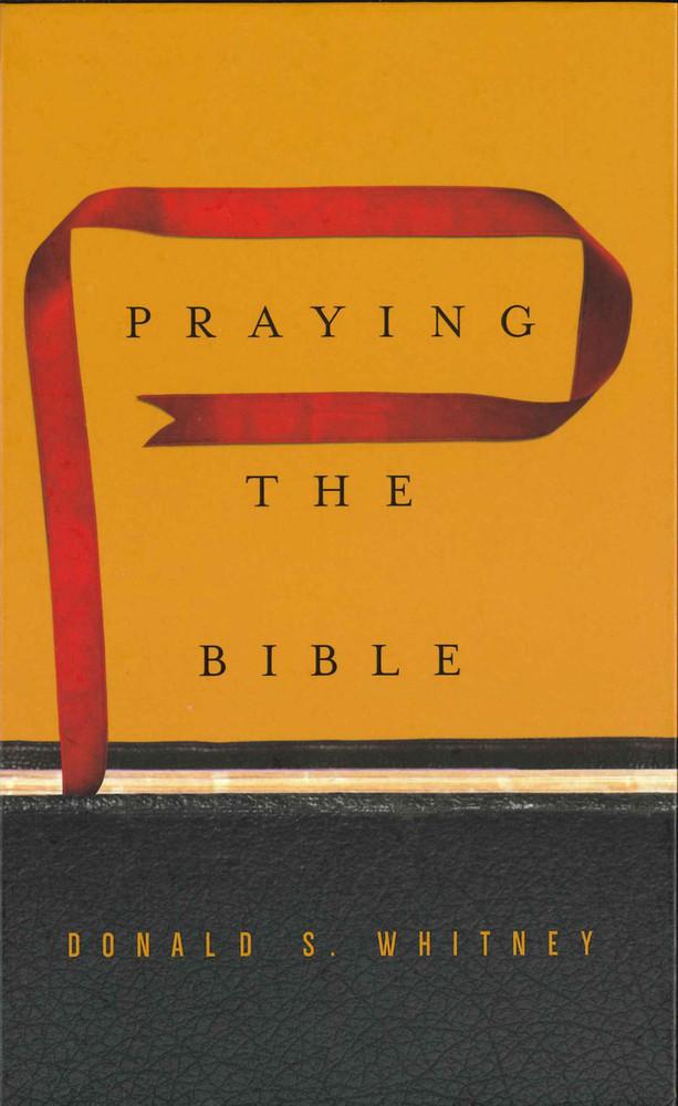 Praying the Bible eBook