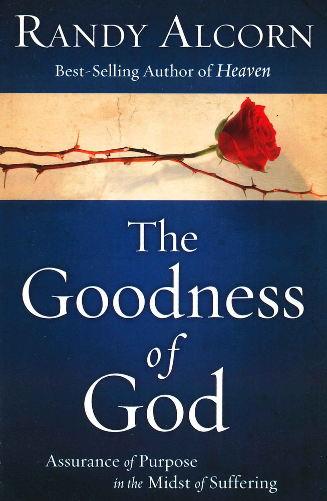 Goodness of God (paperback)