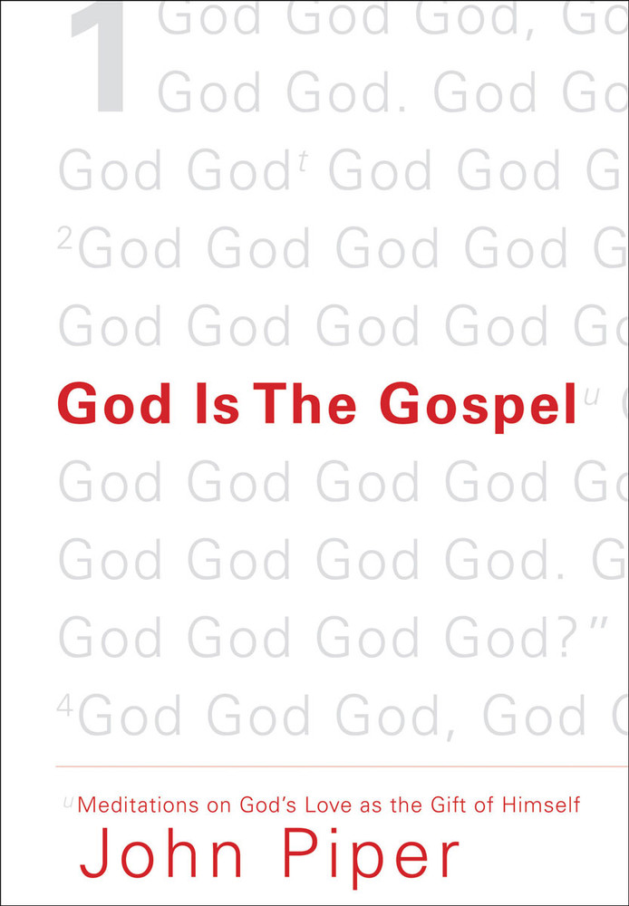 God Is the Gospel eBook