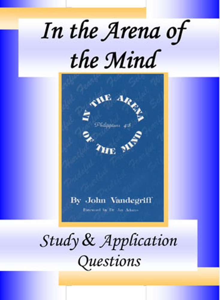 In the Arena of the Mind Study Guide - Downloadable PDF