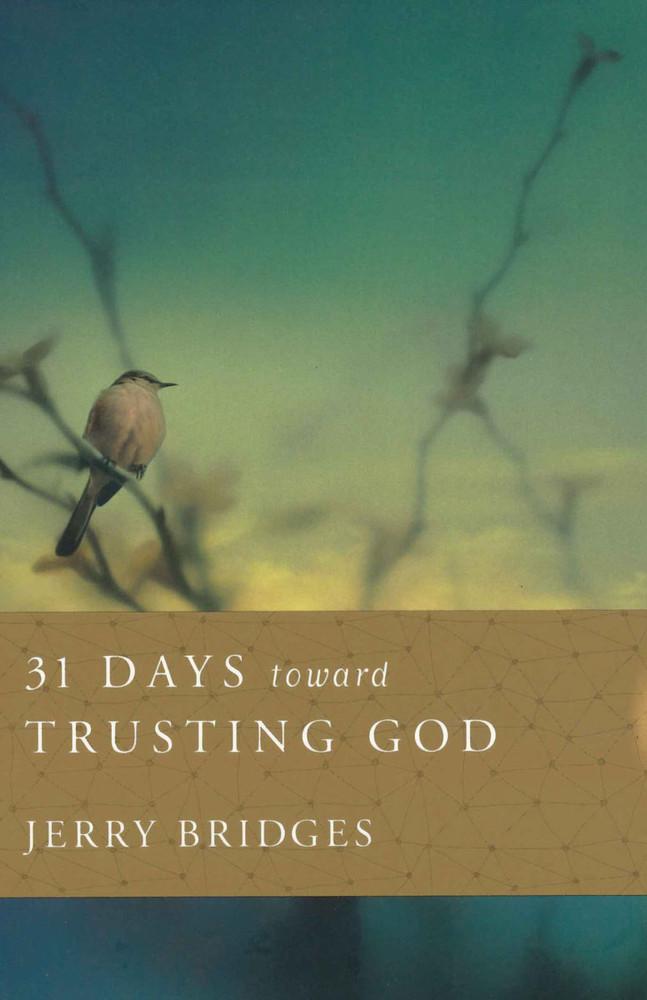 31 Days toward Trusting God