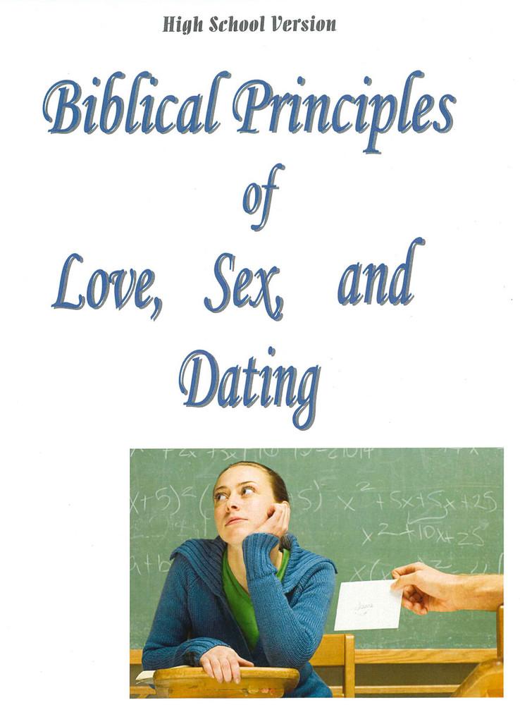 Biblical Principles of Love, Sex, & Dating - High School Student - Downloadable PDF