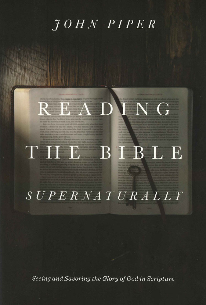 Reading the Bible Supernaturally eBook