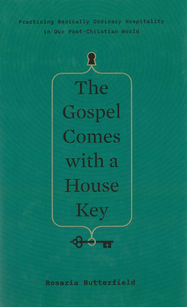 Gospel Comes with a House Key eBook