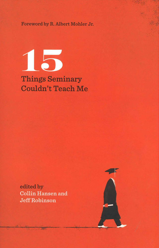15 Things Seminary Couldn't Teach Me eBook