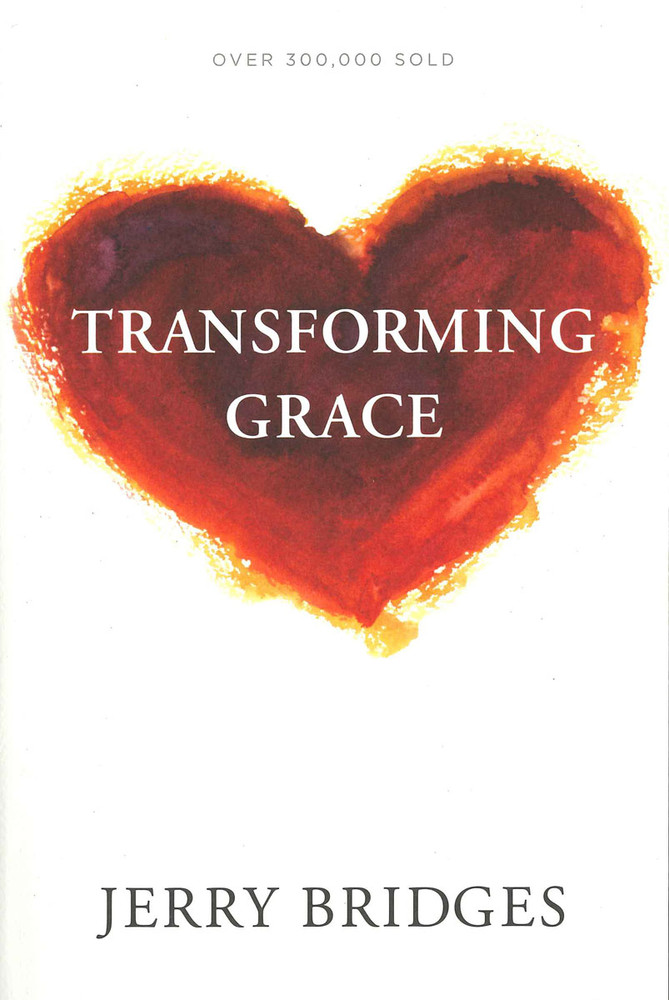 Transforming Grace (with study guide)