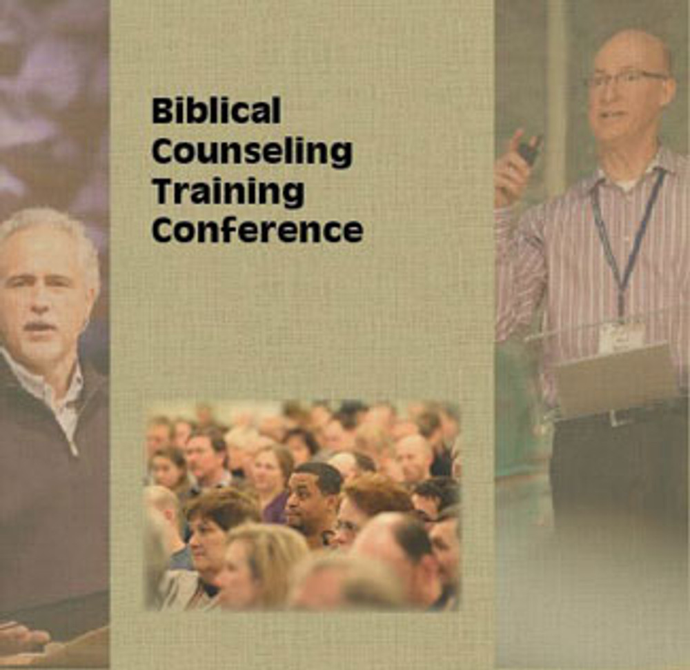 Track 4 CD Set - 2019 Biblical Counseling Training Conference