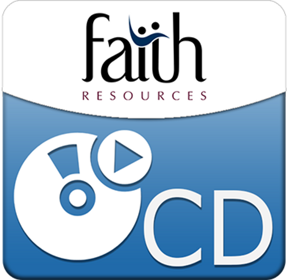Counseling Men from the Life of David - Audio CD