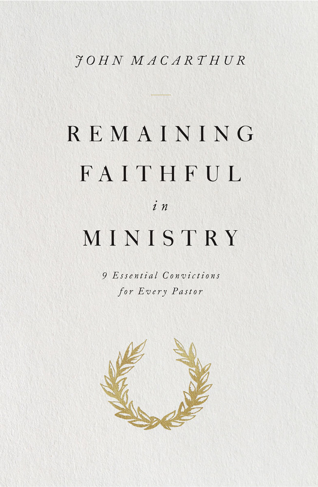 Remaining Faithful in Ministry eBook