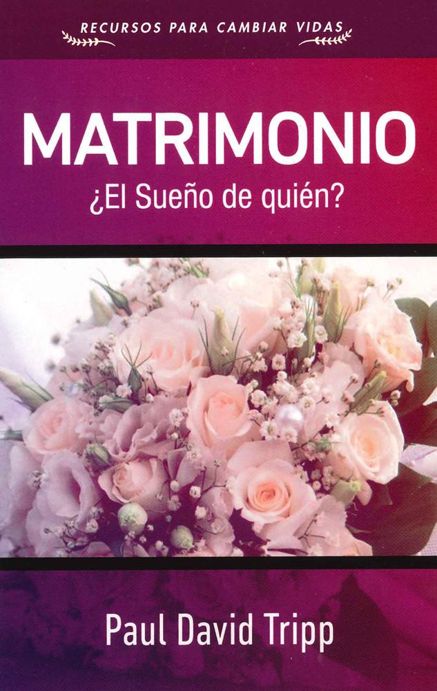 Matrimonio (Marriage: Whose Dream)