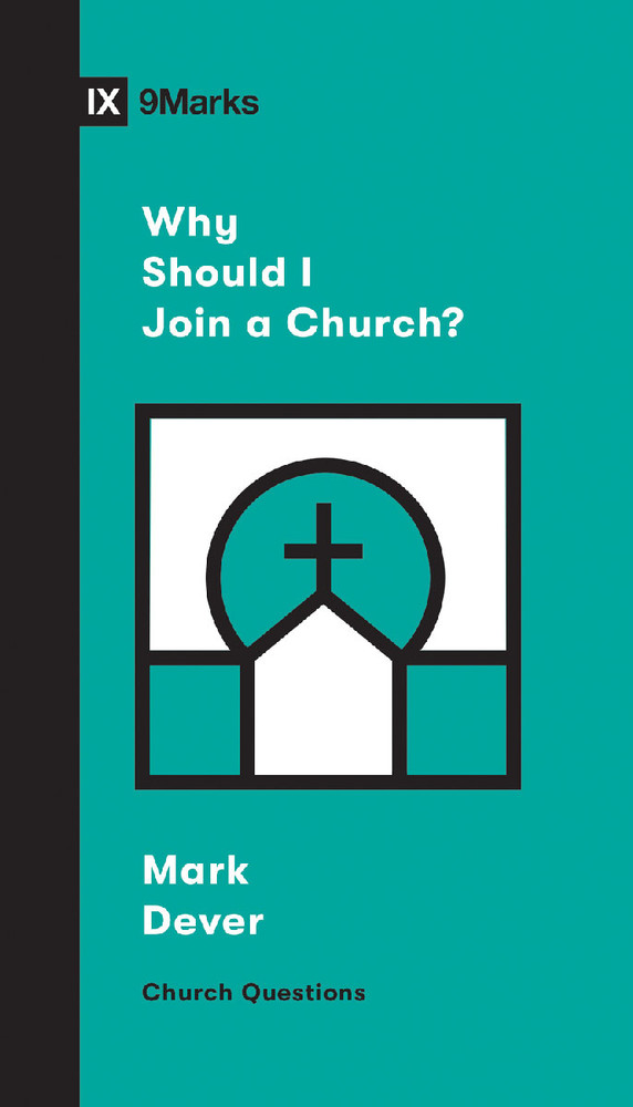 Why Should I Join a Church eBook