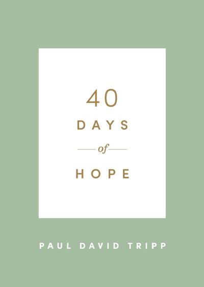 40 Days of Hope eBook