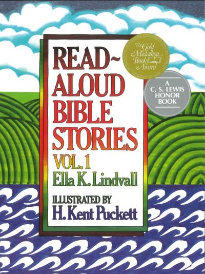 Read-Aloud Bible Stories Vol. 1
