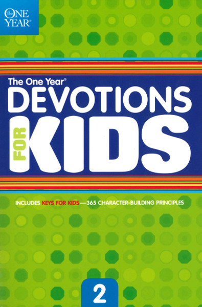 One Year Devotions for Kids -2