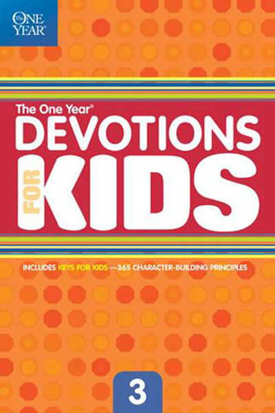 One Year Devotions for Kids -3