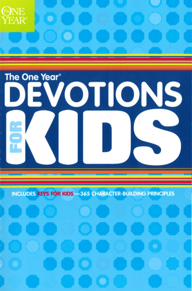 One Year Devotions for Kids -1