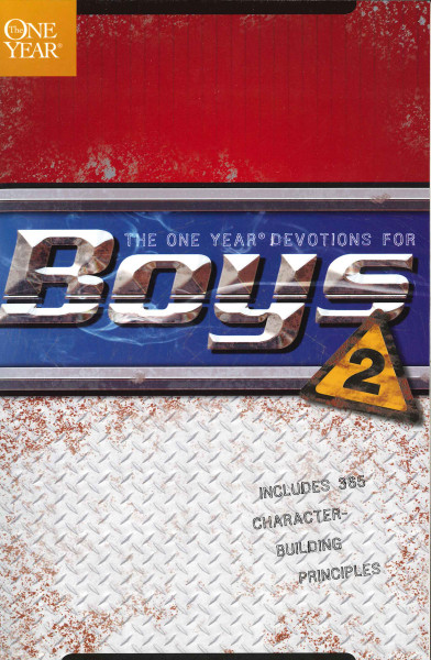 One Year Devotions for Boys 2