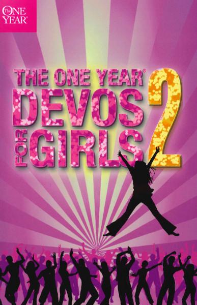 One Year Devos for Girls 2