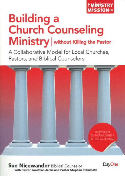 Building a Church Counseling Ministry...without Killing the Pastor