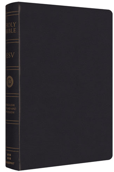 ESV Personal Size Reference Bible (TruTone, Black)