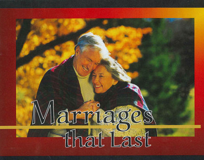 Marriages that Last MP3 Series