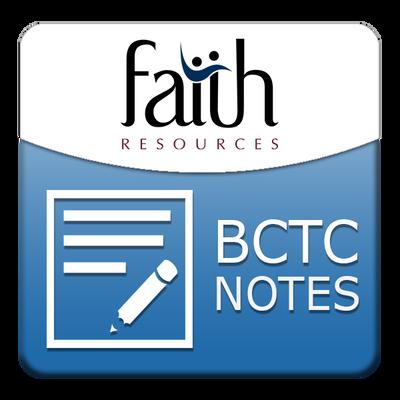 Understanding God's Comfort Student Outline PDF