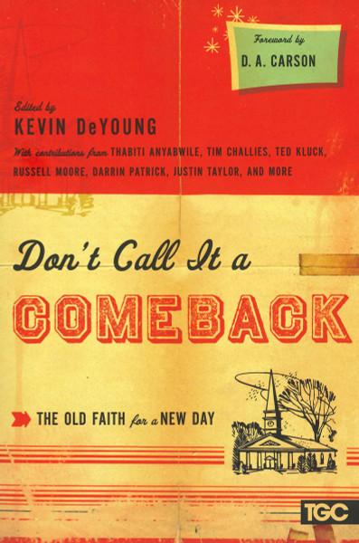 Don't Call It a Comeback eBook