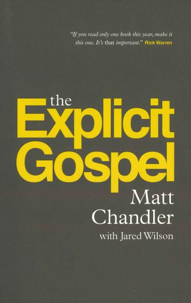 Explicit Gospel eBook