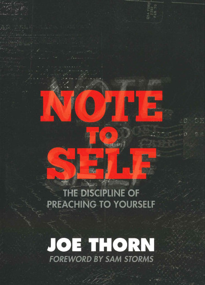 Note to Self eBook