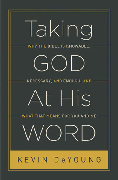 Taking God At His Word eBook