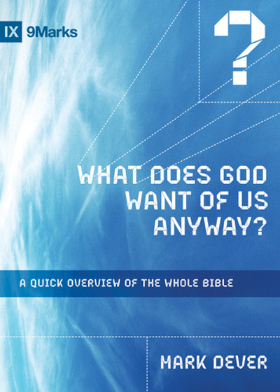 What Does God Want of Us Anyway? eBook