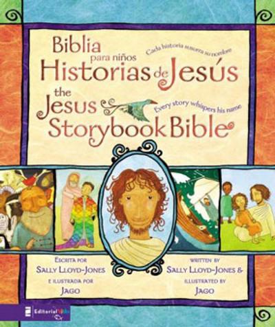 Biblia para ninos, Historias de Jesus (Jesus Storybook Bible)