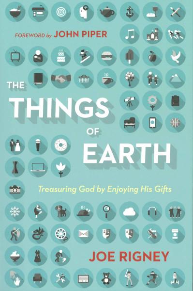 Things of Earth eBook