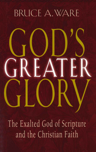 God's Greater Glory eBook