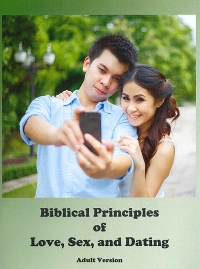 Biblical Principles of Love, Sex, & Dating - Adult Student - Downloadable PDF