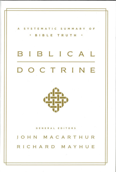 Biblical Doctrine eBook