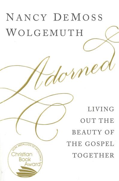 Adorned (paperback)