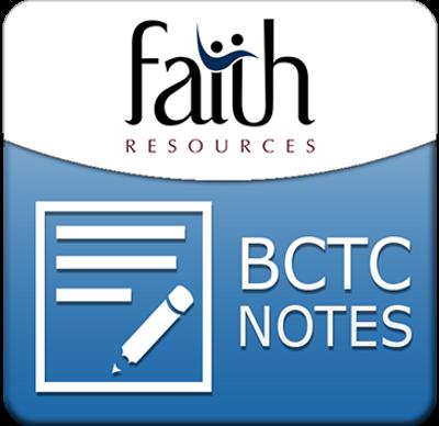 Avoiding Pastoral Burnout Student Outline PDF