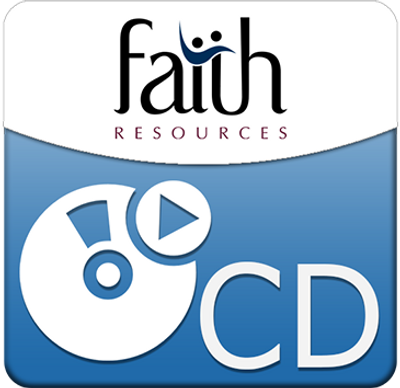 Speaking of Christ and the Gospel as a Licensed Counselor - Audio CD