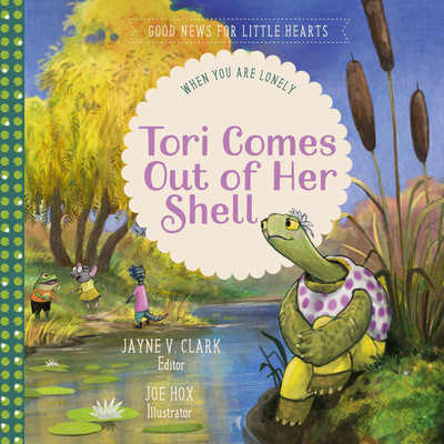 Tori Comes Out of Her Shell