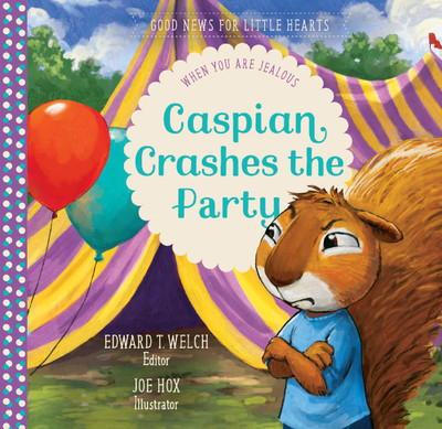Caspian Crashes the Party