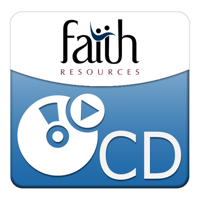 Teaching Counselors to Minister and Not Dispense the Word - Audio CD